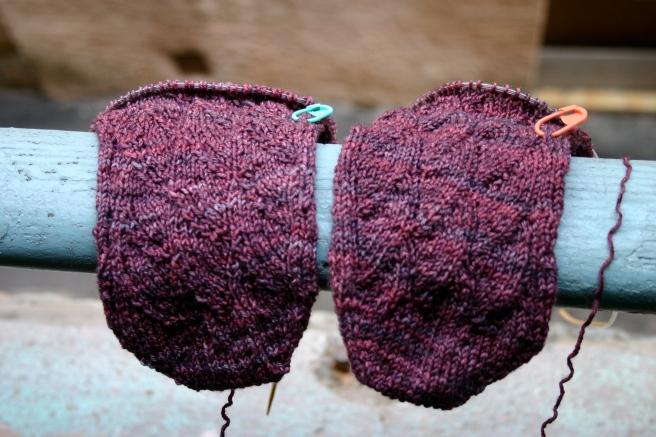 Jimiknits sock