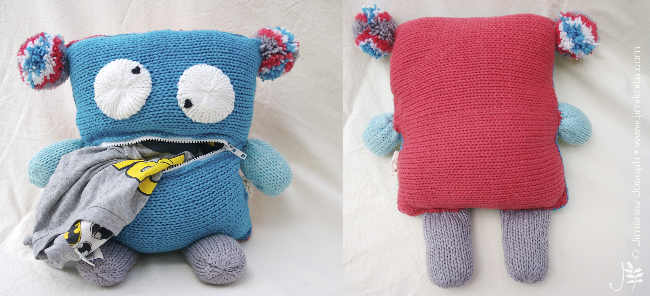 pj monster muncher by jimiknits