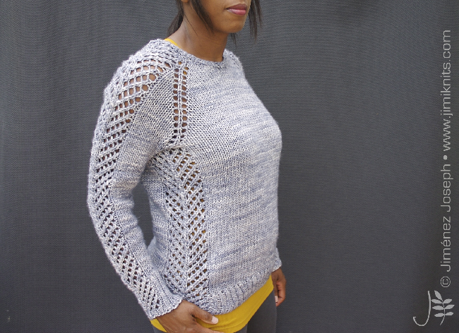 Veza sweater by jimiknits