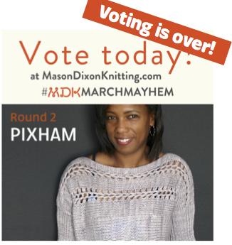 MDK pixham vote today. voting is over.