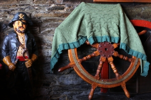 Terrain Shawl on wheel